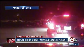 Attorney faces decade in prison after third OWI
