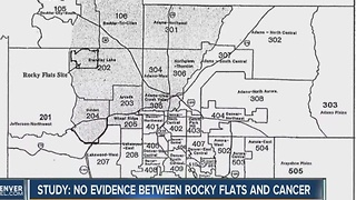 State releases Rocky Flats cancer rate study - Video