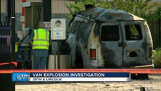 Two men injured in MPW explosion were not city employees - Video
