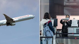 Air Canada Just Came Up With A New Quarantine Idea For International Travellers