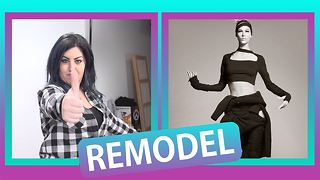 Remodel: Our gal does Aymeline Valade!... Viva Vogue! - Video