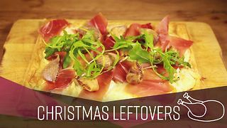 How To: Leftover Fig and three cheese tart - Video
