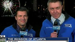 Packers fans live everywhere - even Atlanta - Video