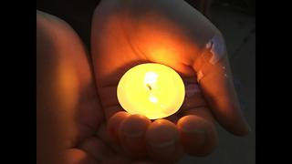 Candle light vigil - Video