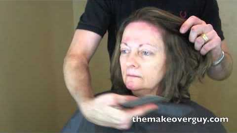 """MAKEOVER: A Blank Canvas, by Christopher Hopkins, """"The Makeover Guy®"""""""