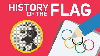 Rio 2016: History of the Olympic Flag