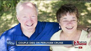 Details released about a couple's death on a Peruvian cruise 6pm - Video