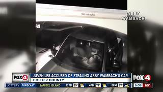 Teens accused of stealing Abby Wambach's truck - Video