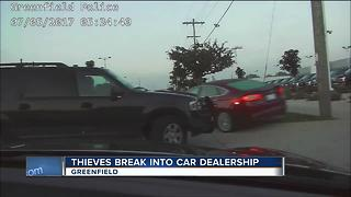Teens lead Greenfield police on high speed chase - Video