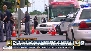 Police identify 4 officers involved in Dundalk shootout