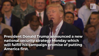 Trump Slams Ex-Presidents for Weakening America's Military and Economy - Video