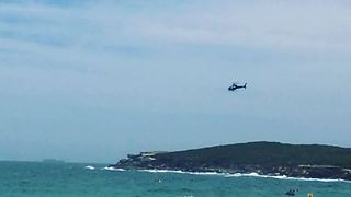 Search Continues for Teenager Swept to Sea at Sydney's Maroubra Beach - Video