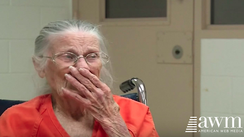 93-Year-Old Woman Ripped From Nursing Home And Sent To Jail, Reason Why Is Causing Outcry