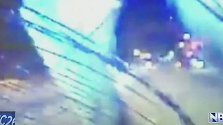 Two Menasha officers injured after man jumps on squad car - Video