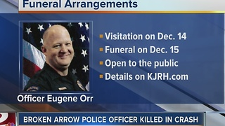 Funeral service announced for BAPD officer - Video