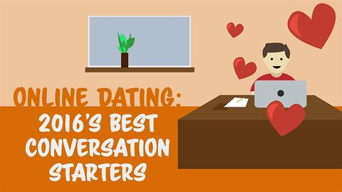 Suck at dating? Get the convo flowing with these topics