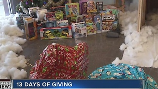 Capriotti's donates to 13 Days of Giving - Video