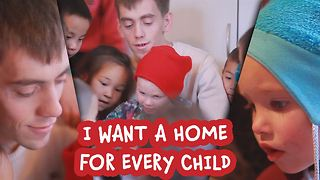 How one orphan took over Kyrgyzstan's orphanages - Video