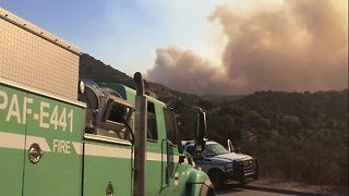More firefighters on the ground for Thomas Fire - Video
