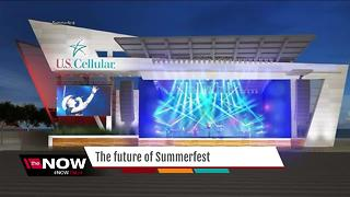 Summerfest CEO on the future of the festival - Video