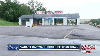 Vacant Bellevue car wash could be torn down - Video