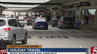 BNA Lines Smooth During Record Breaking Travel Season - Video
