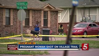 Pregnant Woman Injured In Drive-By Shooting