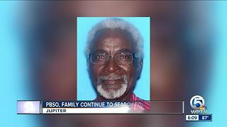 PBSO and family still searching for missing Palm Beach County man - Video