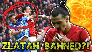 Has Zlatan Cost Manchester United A Champions League Place?! | W&L - Video