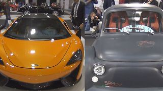 Pocket Rocket vs McLaren 570: Which is the fastest car? - Video