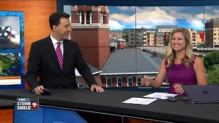 Michael Fish's NBC26 Forecast - Video