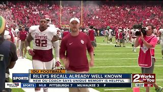 Lincoln Riley agrees to 5-year contract as Sooners Head Coach - Video
