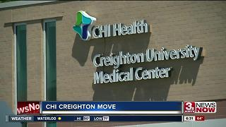 Creighton Med cuts ribbon on new facility - Video