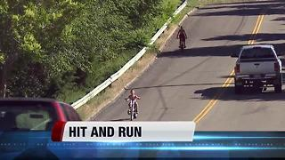 Hit and run injuries Boise skateboarder - Video