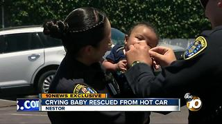 Hot car rescue - 10News uncovers your rights - Video