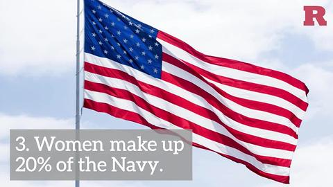 Rare Goes Yellow: 5 Facts About The U.S. Navy That You Should Know
