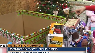 13 Days of Giving Grand Delivery - Video