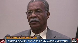 Judge grants bond while Trevor Dooley waits for new trial - Video