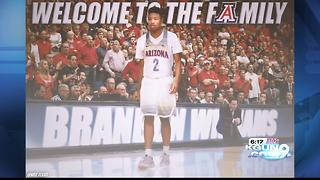 U of A Hoops lands Brandon Williams for 2018 - Video