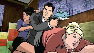 Best of: Archer Funniest Moments and Jokes - Video