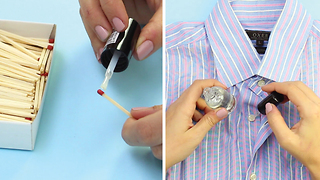 Creative nail polish life hacks - Video