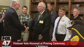 Honoring Vietnam Veterans - Video