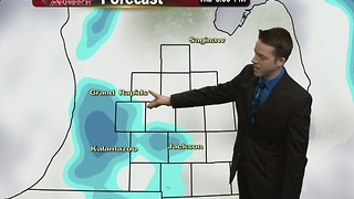 Dustin's First Alert Forecast 12-27 - Video