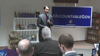 Gov. Walker calling for better broadband in areas with
