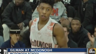 McDonogh boys, St. Frances girls get wins Wednesday night - Video