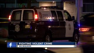 Attorney general Jeff Sessions addresses violent crime in Milwaukee - Video