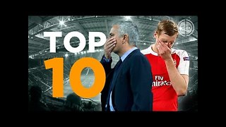 Arsenal 2-3 Olympiakos & Porto 2-1 Chelsea | Top 10 Tweets, memes and Vines! - Video