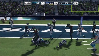 Madden 15 first look (Xbox One) - Video