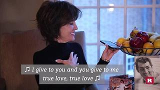 "Deana Martin Sings ""True Love"" With Her Father"