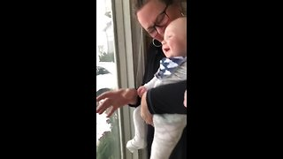 Grandma and grandson giggle-fest will melt your heart